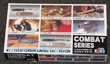 ARII MicroAce Combat Series WWII US Army Mk2 + M67 Grenade set model kit 1/1