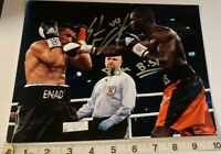 STEVE CUNNINGHAM  HAND SIGNED PHOTO WITH COA