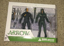 dc collectibles arrow action figure 2 pack