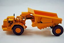 Original 1:70 JOAL No: 222 CATERPILLAR 631 TRACTOR with DUMPER Near Mint in Box