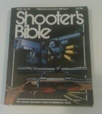 Shooter's Bible No 75 1984 Edition 65th Anniversary Edition