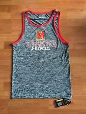 Under Armour Heat Gear Maryland Terrapins Men's Tank Top Shirt Size Sm