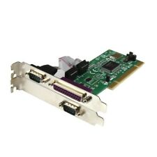 StarTech PCI2S1P 2S1P PCI Serial Parallel Combo Card with 16550 UART