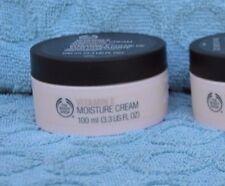 The Body Shop Vitamin E Moisture Cream, Paraben-Free Facial Cream, 3.3 Oz.