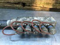 Blue Force Tracker Radio HMMWV M998 Josyln Sunbank SINCGARS BFT Cable & Manifold