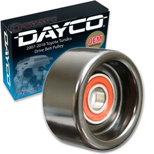 Dayco Drive Belt Tensioner Pulley for 2007-2018 Toyota Tundra 4.6L 5.7L V8 ao