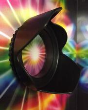 FLOWER LENS HOOD 72mm to PANASONIC AG-DVX100 AG-DVC80, 24-600mm 16-35mm 70-200mm