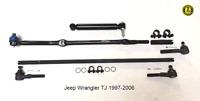 Per Jeep Wrangler Tj Sterzo Kit Riparazione Guida a Sinistra 1997-2006