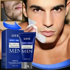 Permanent Hair Removal Cream Depilatory Paste Moustache Remover Cream US