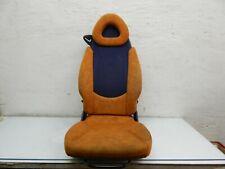 Smart 450 Siège Droite Siège Du Passager Pliable Orange Bleu 246067