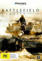 Battlefield Diaries: Seasons 1 & 2 seen on Discovery Channel - DVD NEW & SEALED