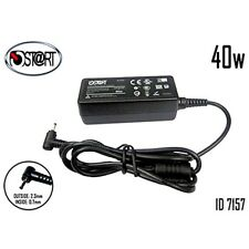 ALIMENTATORE NOTEBOOK NETBOOK COMPATIBILE  ASUS 19V 2,1A 0,7X2,3mm. , ST@RT