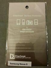 SAMSUNG NEXUS S PRIVACY SCREEN PROTECTOR
