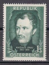Österreich 1952 postfrisch MiNr. 975   150. Geburtstag von Nikolaus Lenau