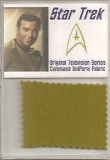 More details for william shatner original tv series command uniform fabric aftal & uacc [11742]