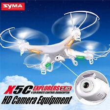 Hot X5C-1 Explorers 2.4Ghz 4CH 6-Axis Gyro RC Quadcopter Drone+HD 2MP Camera RTF