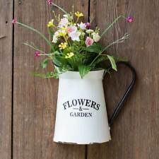Flowers & Garden new hanging Pitcher wall pocket