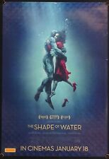 The Shape Of Water (2017) Australian One Sheet GUILLERMO DEL TORO