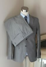 NWT Boglioli Wool/Linen Suit 52 / 42 Brand New with Tags