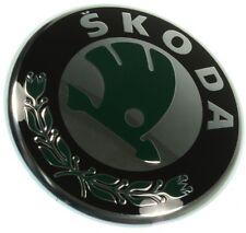 SKODA Fabia II II Anteriore Cofano Cappuccio Griglia Emblema Logo Modello Genuine
