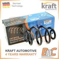 KRAFT HEAVY DUTY REAR SUSPENSION COIL SPRING BMW 3 E46 316 318 320 323 328 330