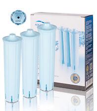 3x Al-Blue Machine à Café Filtre pour Jura Claris Bleu Ena Micro 1, 5, 9