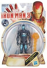 Iron Man 3 Hydro Shock Iron Man action figure Hasbro Repulsor Surge Blast!