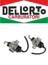 06354 Carburatore DELL'ORTO PHVA 12 PS 2T scooter 50 100 aria automatica