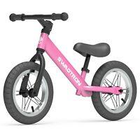 """Swagtron K3 12"""" No-Pedal Balance Bike for Kids Ages 2-5 Lightweight Adjustable"""