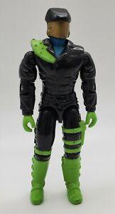 "Vintage 1993 G.I. Joe ARAH HEADHUNTERS (v2) Green Suit 3.75"" Action Figure"