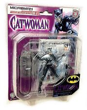 "DC Comics Microman Takara BATMAN  Catwoman 3.75"" superpose action figure toy"