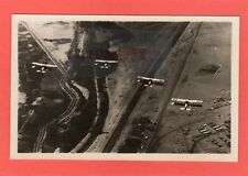 More details for  karachi airfield airport pakistan india rp pc unused  ref s504
