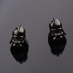 Fashion Mens Star Wars Darth Vader Bracelet Connector Charm Beads Diy Bracelets