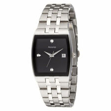 Stainless Steel Strap Analog Rectangle Adult Wristwatches