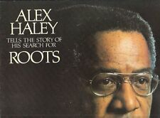 LP 2410  HALEX HALEY TELLS THE STORY OF HIS SEARCH FOR ROOTS