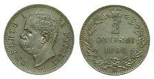 pci0157) Umberto I regno cent 2 valore 1898