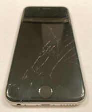 Apple iPhone 6s - 64Gb - Space Gray Unlocked A1633, Cracked Screen