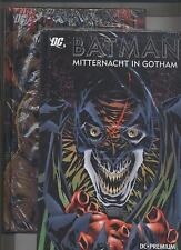 DC Premium HC/Variant # 61+62 - Batman: Minuit À Gotham 1+2 Kelley JONES