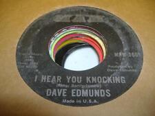 Rock 45 DAVE EDMUNDS I Hear You Knocking on MAM