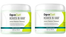 Devacurl Deva Curl Heaven in Hair Intense Moisture Treatment 16 oz [Pack of 2]