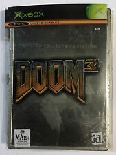 Doom 3 Limited collectors edition Microsoft Xbox game used
