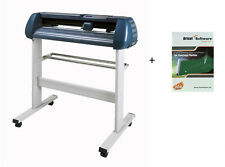 "Vinyl Cutter Plotter SEIKI SK720T 28"" +Stand & Artcut software for Signs T-shirt"