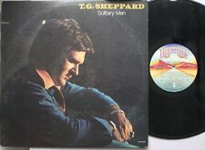 Country Lp Tg Sheppard Solitary Man On Hitsville