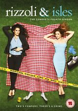 Rizzoli & Isles - Season 4 (Exclusive to Amazon.co.uk) [2014] (DVD)