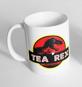 Tea Rex Dinosaur Novelty Coffee Tea Mug Cup Gift Jurassic Park  Movie 228
