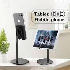 Universal Adjustable Tablet Stand Holder desk Desktop Stand Dock Silver