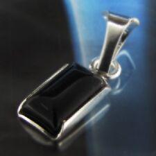 Onyx Silber 925 Anhänger Sterlingsilber Damen schmuck A113