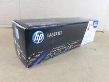 Genuine HP Laserjet CB543A 125A Magenta Print Cartridge