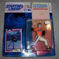 Mike Mussina Baltimore Orioles Starting Lineup MLB Action Figure NIB NIP 1994