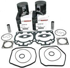 Ski-Doo MXZ REV 600 Sport & X, 2003, Wiseco Pistons & Gasket Set; Engine Rebuild